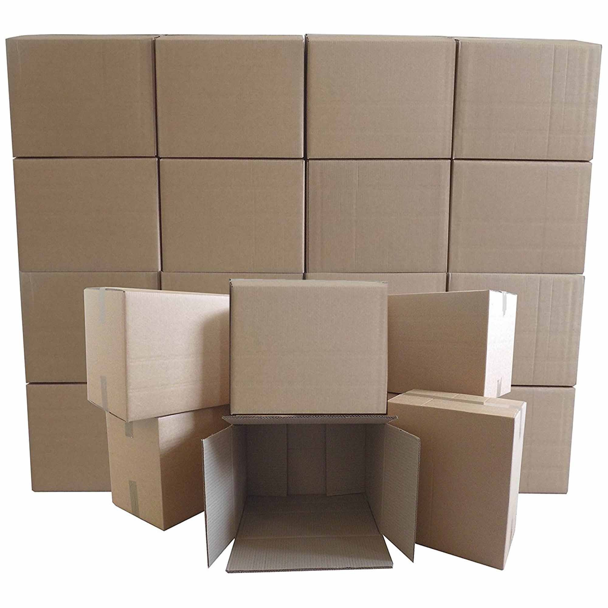 cardboard boxes. Black Bedroom Furniture Sets. Home Design Ideas