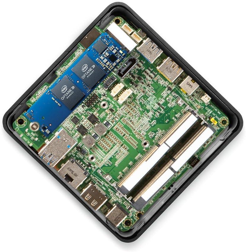 Unidad de disco duro Intel NUC7I5BNHX1Flash Intel Core i5-7260U ...