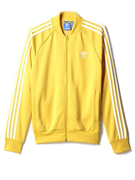 Adidas Originals Beckenbauer Track Top Yellow,tracksuit