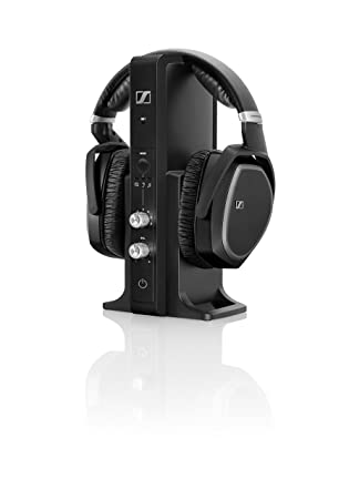 6c7a9a4fb79 Sennheiser RS195 Personal Hearing Wireless Headphone: Amazon.co.uk ...