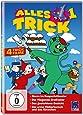 Alles Trick 1 ( 4 Trickfilme: Alarm im Kasperletheater - Der fliegende Großvater - Das gestohlene Gesicht - Der arme Müllersbursch und das Kätzchen )