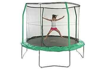 Klettergerüst Niro Sport : Kinder trampolin jumpking combo 6 ft 183 cm durchmesser: amazon.de