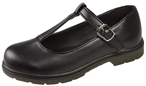 20f15a8df4 Lora Dora Girls Mary Jane T Bar School Shoes Candice EU 28: Amazon.co.uk:  Shoes & Bags
