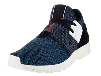 Buy adidas Originals Mens ZX Flux ADV Asymmetrical Trainers Core