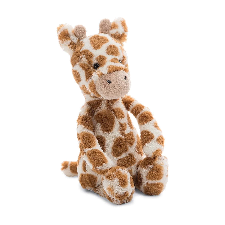 Amazon Com Jellycat Bashful Giraffe Stuffed Animal Small 7 Inches