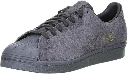 20084b2ca01 adidas Men's Superstar 80s Clean Bz0566 Fitness Shoes: Amazon.co.uk ...
