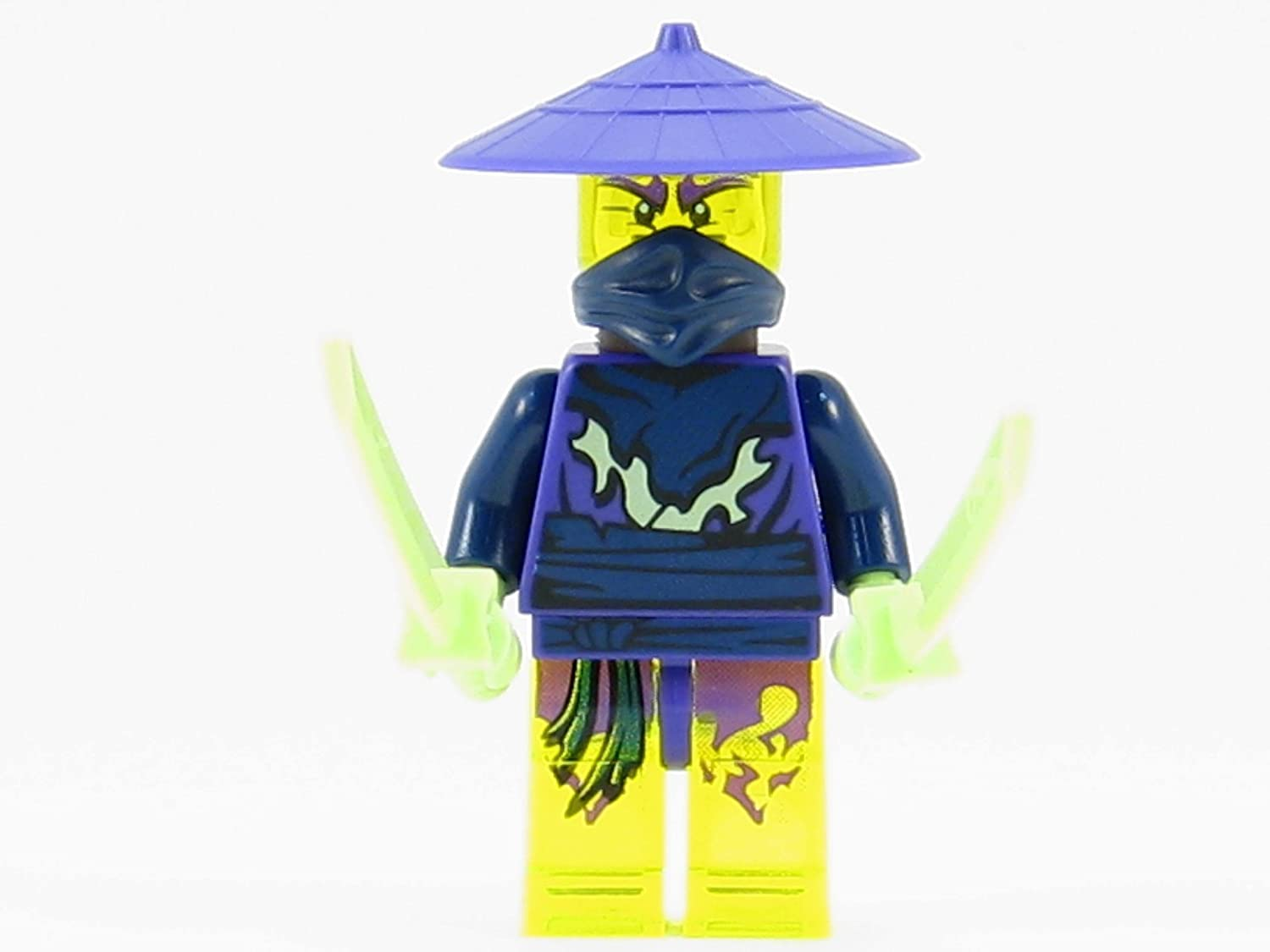 LEGO Ninjago Pitch Ghost Ninja Warrior Minifigure NEW 2015 70734