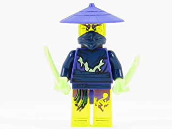LEGO® Ninjago: Cowler Ghost Ninja Warrior Minifigure with ...