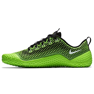 c5f8e48d03acd0 Nike Mens Free Trainer 1.0 Training Shoes-ElectricGreen White-Black-12