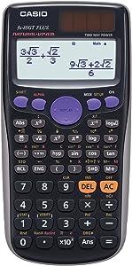 Casio FX-85GT Plus + gratuito Guía práctica de Calcuso