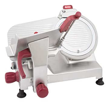 Berkel 825A-PLUS 10-inch Manual Gravity Feed Meat Slicer