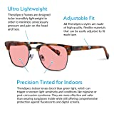 TheraSpecs Winslow Migraine Glasses for Light