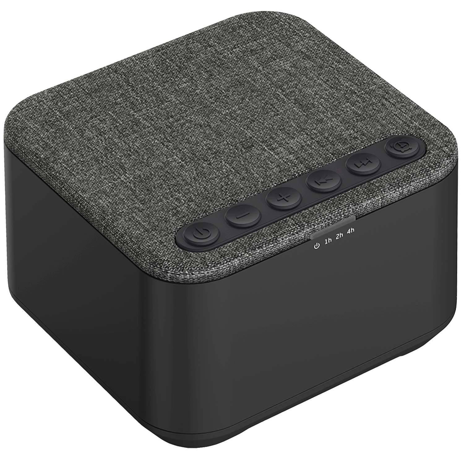 White Noise Machine, X-Sense Sleep Sound Machine with 40 Non-Looping Soothing Sounds and Memory Function, High Quality Speaker with 30 Levels of Volume and 7 Timer Settings for Home, Office and Travel