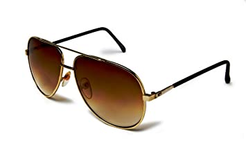 0b8f041abbba Image Unavailable. Image not available for. Colour: 'MARIO' BIFOCAL PILOT / AVIATOR  SUNGLASSES ...