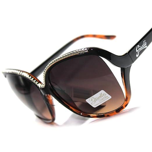 GS1-S5 GISELLE Eyewear Elegant Oversized Womens Sunglasses ...