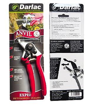 Darlac Expert Anvil Pruner Secateur Heavy Duty  DP1035