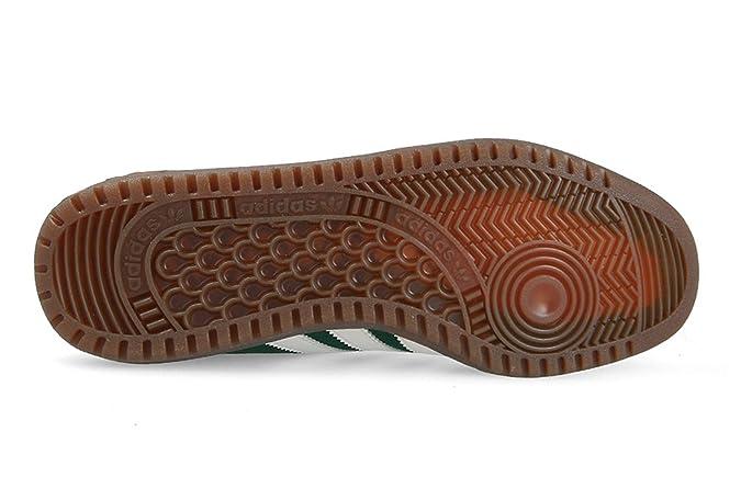 adidas Intack Spzl, Chaussures de Fitness Homme, Multicolore-Vert/Blanc (Verosc/Blatiz/Verosc), 45 1/3 EU