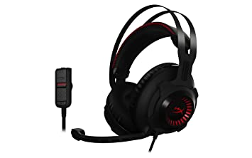 924384c4429 HyperX HX-HSCR-BK/EM Cloud Revolver Pro Gaming Stereo Headset for PCs