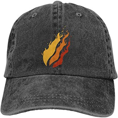 Preston Fire Nation Playz Gamer Flame Classic Baseball Cap ...