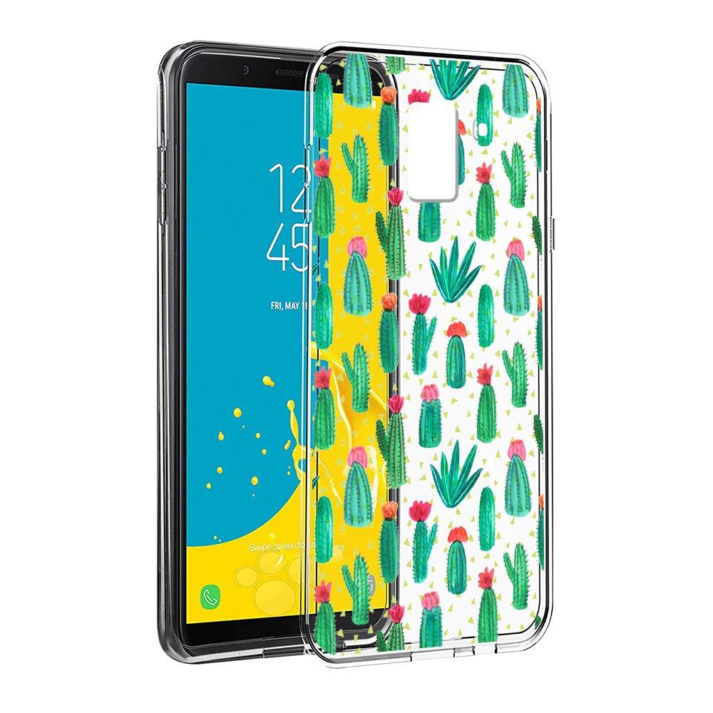 Funda Samsung Galaxy J6 2018, Eouine Cárcasa Silicona 3D ...