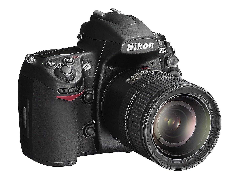 Amazon.com : Nikon D700 12.1MP FX-Format CMOS Digital SLR Camera ...