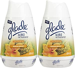 Glade Solid Air Freshener - Hawaiian Breeze - 6 oz - 2 pk