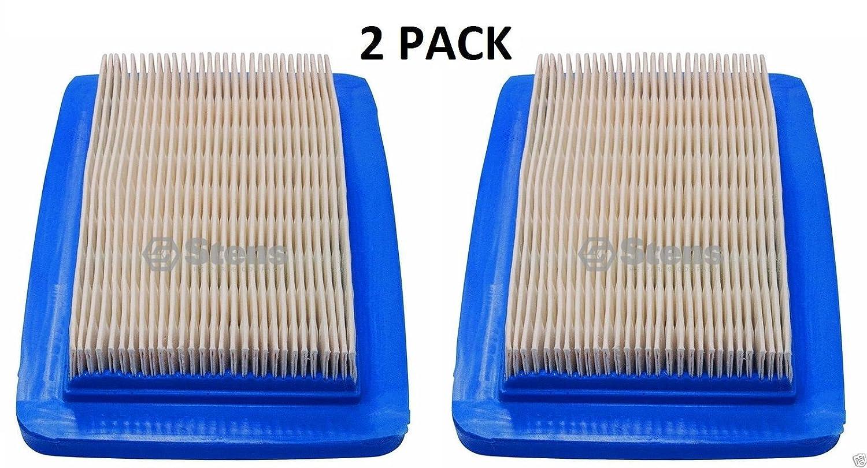 2 Pack Stens 102 479 Air Filter For Echo A226000410 Redmax Fuel A226000600 Pb 770h 770t Garden Outdoor