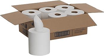 SofPull Centerpull Regular Capacity 320 Sheets, 6 Rolls Paper Towel