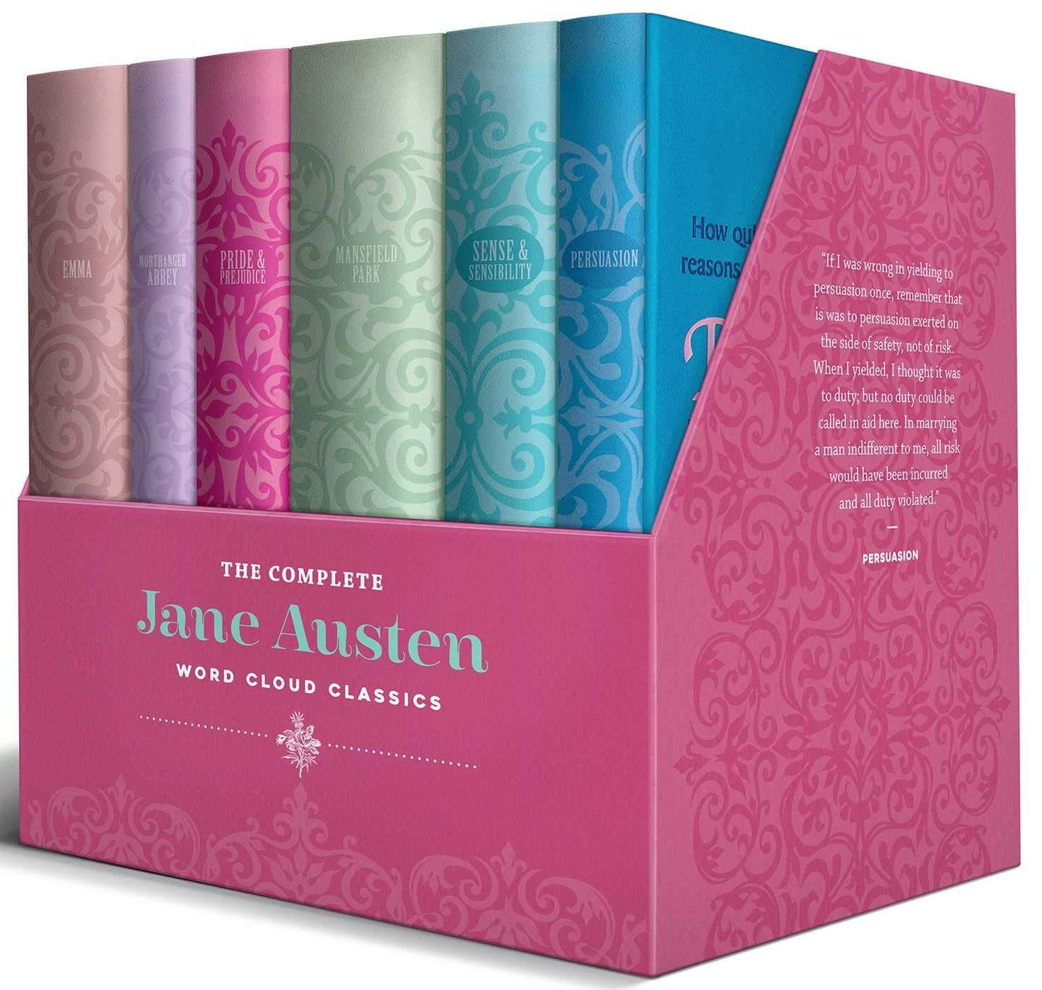 Jane Austen (Word Cloud Classics): Amazon.es: Austen, Jane, Austen, Jane: Libros en idiomas extranjeros