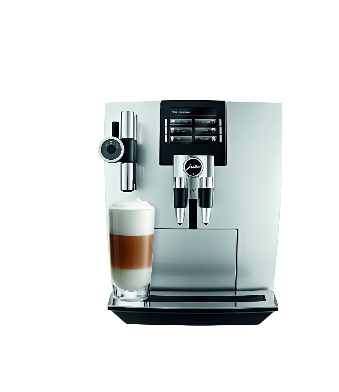Amazon.com: Jura 15075 Automatic Coffee Machine J90, Brilliant ...