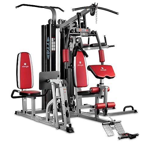 BH Fitness - Banco multifunción TT-4 con envío y Montaje Gratis ...