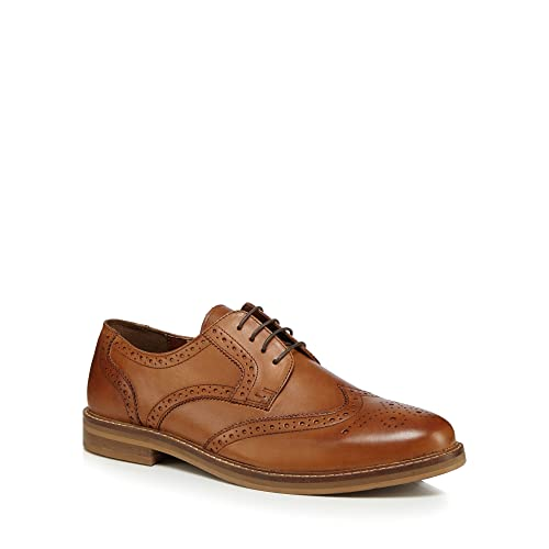 clearance extremely discount the cheapest Tan leather 'Cilantro' brogues explore cheap online RRUNaZ0Cfx