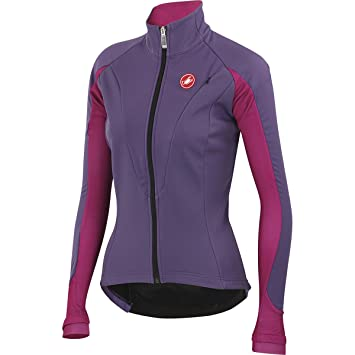 CASTELLI CYCLING ILUMINACIÓN JACKET MEDIUM: Amazon.es ...