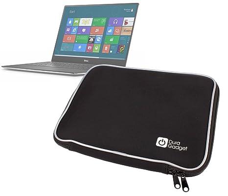 Amazon Com Duragadget S Black Water Shock Resistant Laptop Case
