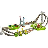 Hot Wheels Circuito Mario Kart, pistas de coches de juguete (Mattel GCP27)