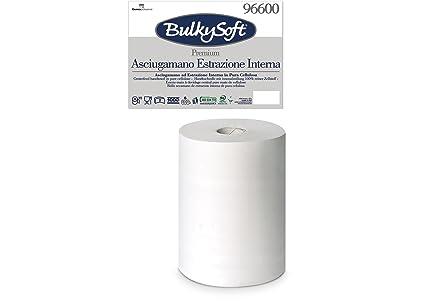 Bulky BS 96600 - Rollo de papel higiénico para toallas (2 capas, 22 cm