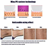 3 Lampes Hair Removal System, IPL Permanent Face