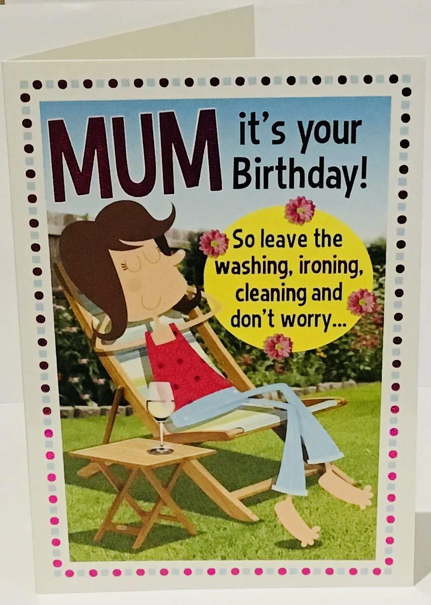 Feliz cumpleaños tarjeta de felicitación divertidas ...