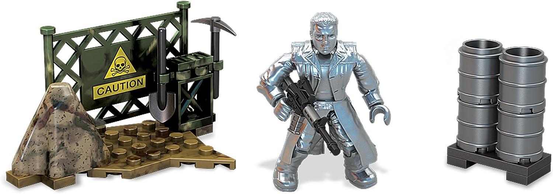 Mega Bloks Terminator: Genisys T-1000 Pack: Amazon.es: Juguetes y ...