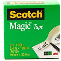 Scotch 810-1933 Magic Bant, 19mm x 33m
