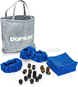 Dupray Advanced Cleaning Pack Steam Cleaners
