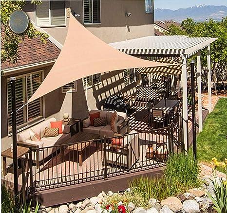 Tienda al aire libre JPPHUWEI Sombra de jardín Red jardinería ...
