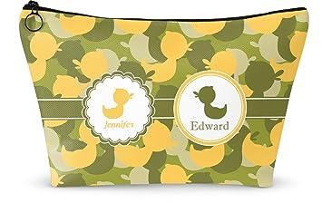 d35d5899c520 Amazon.com   Rubber Duckie Camo Makeup Bag - Large - 12.5
