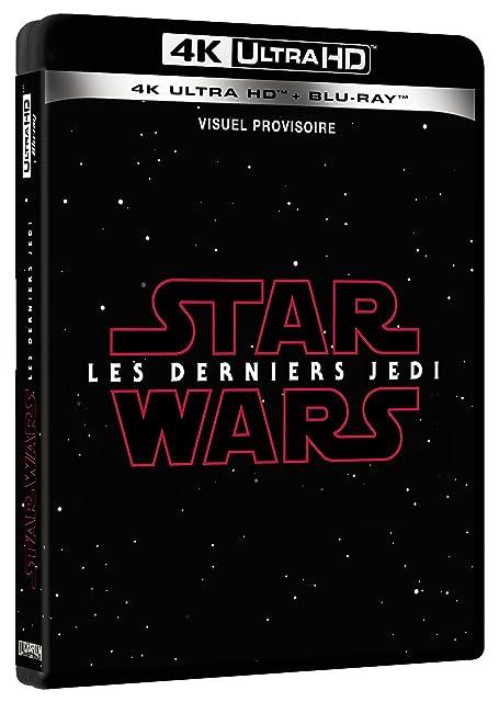 Star Wars - Les Derniers Jedi (Star Wars: The Last Jedi) 71KTRGMI68L._SY640_