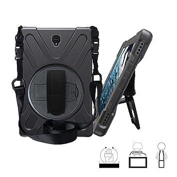 Funda Galaxy Tab S4 10.5, Híbrido Tres Capas Funda Carcasa ...