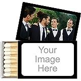 Wedding Matches Custom Matchbox Wedding Favor Match Box Favor Personalized Matches Custom Forest Names Matchbooks Outdoor Wedding