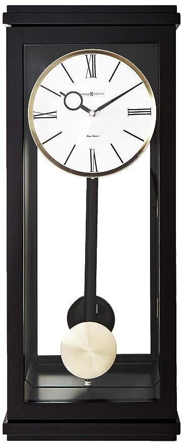 Amazon Com Howard Miller 625 440 Alvarez Wall Clock Home Kitchen