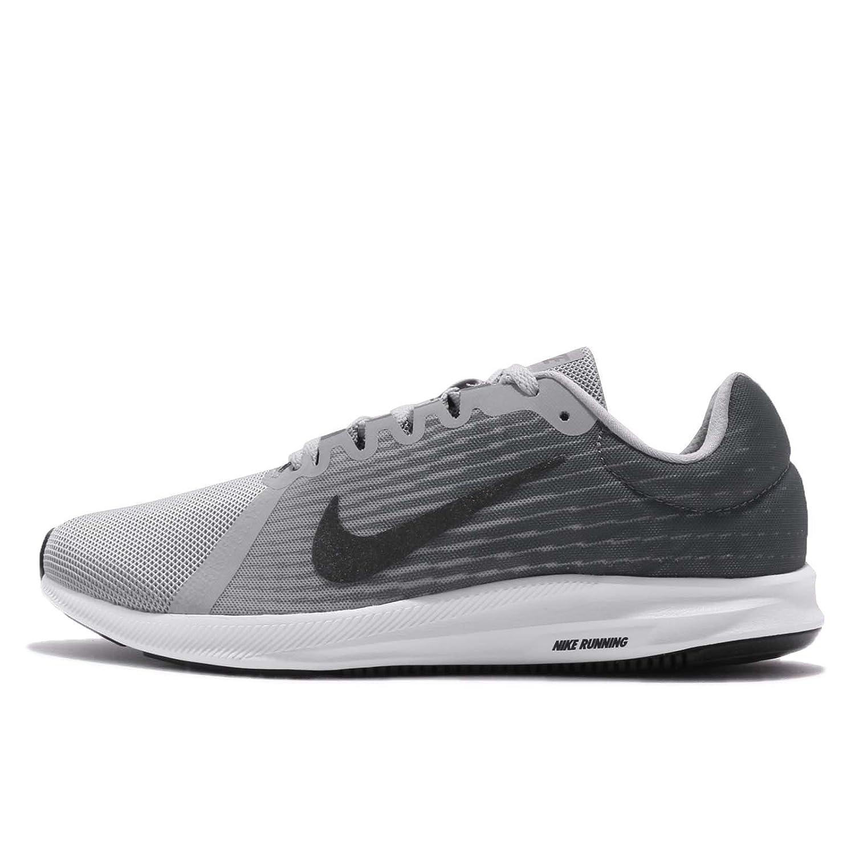 (ナイキ) ダウンシフタ― 8 VIII メンズ ランニング シューズ Nike DownShifter 8 908984-004 [並行輸入品] B07C35PHLM 26.5 cm WOLF GREY/METALLIC DARK GREY