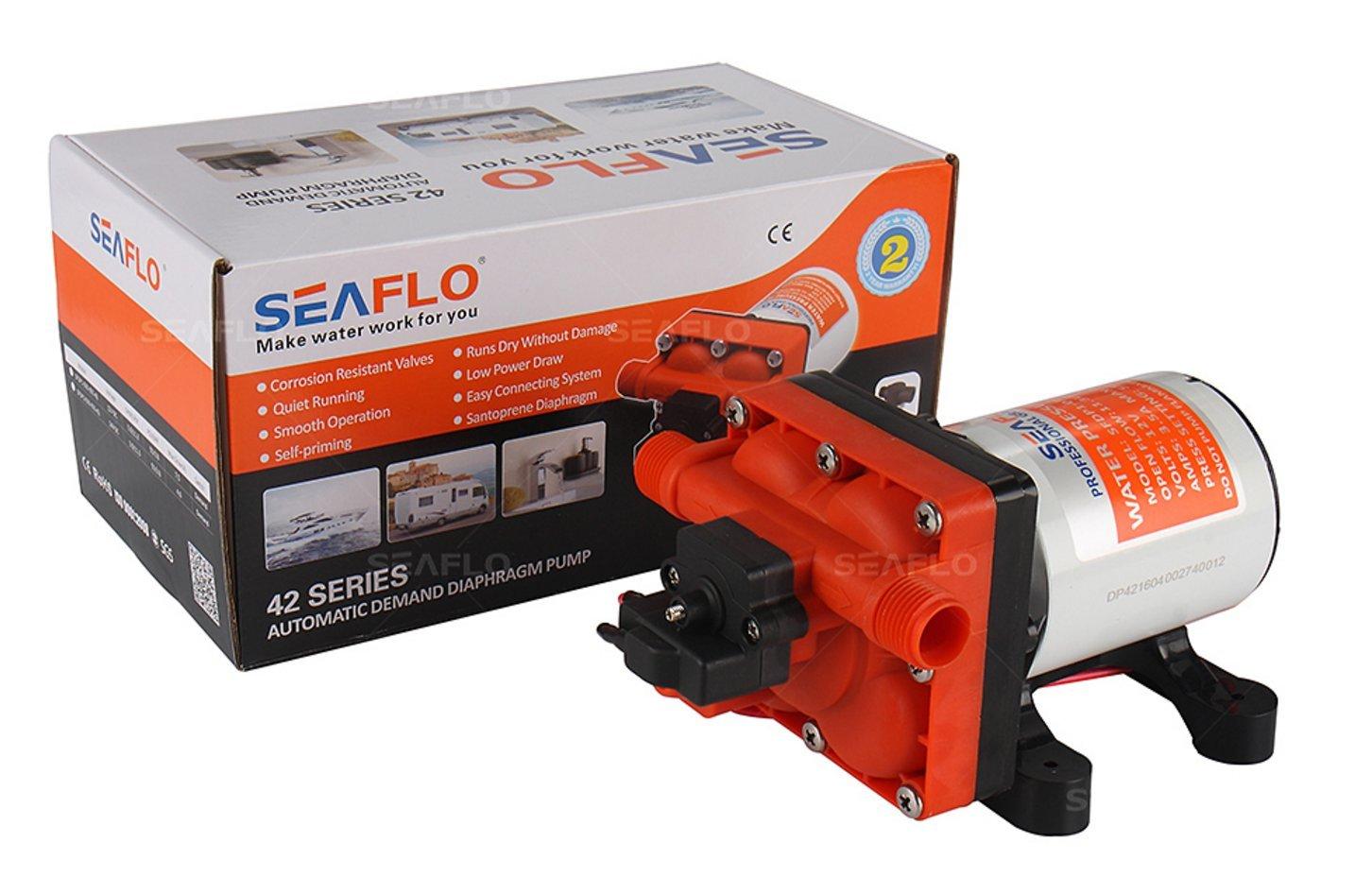 home water pumps fuse box wiring libraryamazon com seaflo 42 series water pressure diaphragm pump w variable flow