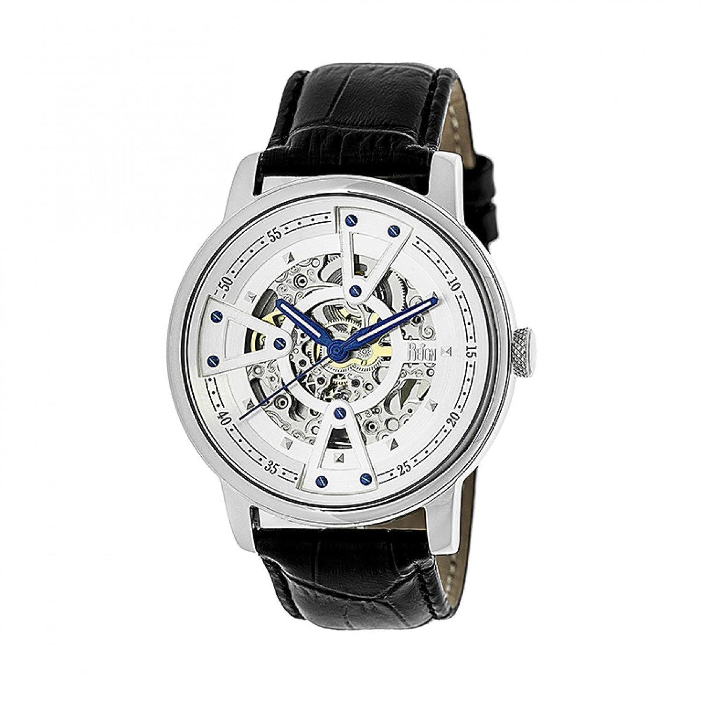 Reign rn3601 Belfourメンズ腕時計、ブラック B017JOJUHS